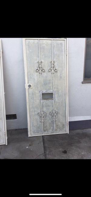 Security door 36 size for Sale in Los Angeles, CA