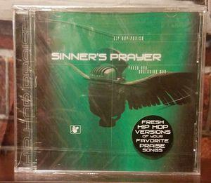Sinner's Prayer CD Hip-Hop Gospel Praise Music MG! The Visionary for Sale in Tampa, FL