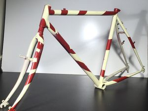 Road bike frame (unknown brand) for Sale in Seattle, WA
