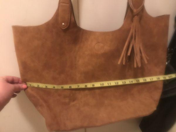 Big hobo style purse/bag