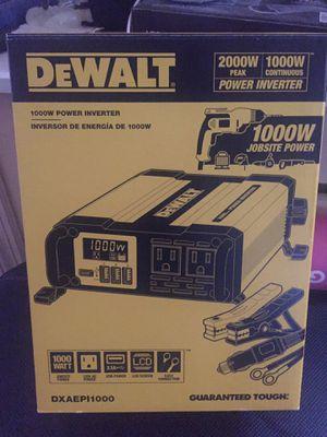 DEWALT POWER INVERTER CONVERTER BRAND NEW for Sale in Brooklyn, NY