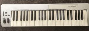 Acorn Instruments Masterkey 49 USB MIDI Controller Keyboard for Sale in Tampa, FL