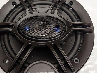 Car speakers : brand new !! Blaupunkt 6.5 inch 4 way 360 watts car speakers ( brand new ) for Sale in Commerce,  CA