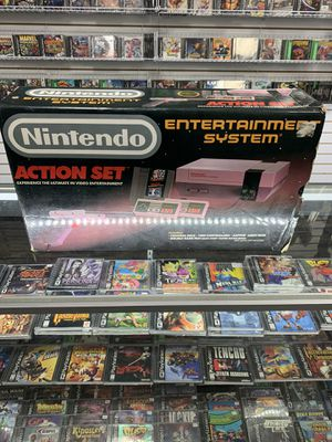 Nintendo Action Set Complete $125 Gamehogs 11am-7pm 🎁 for Sale in East Los Angeles, CA