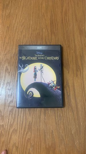 Nightmare Before Christmas, Bran new, never used before for Sale in Tolleson, AZ