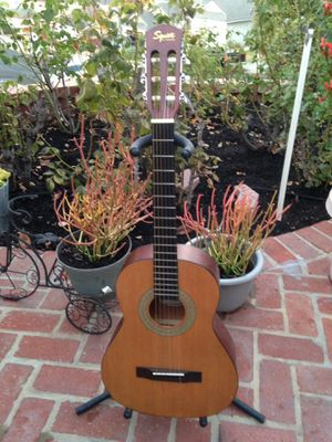 Fender Squier acoustic Classical nylon guitar for Sale in Los Angeles, CA