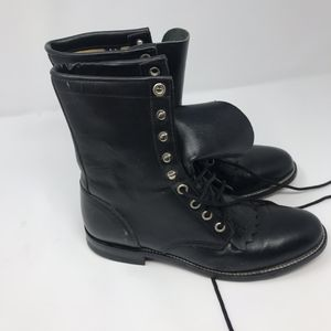 Justin 0506 Lace Up Roper Boots Women's Size 7 B for Sale in Anchorage, AK
