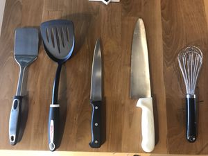 Kitchen utensils for Sale in Portland, OR