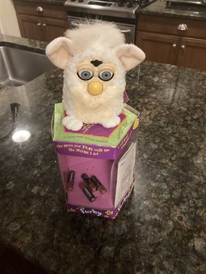 Furby with box for Sale in Fairview, NJ