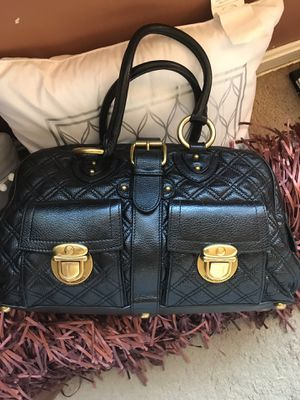 Marc Jacobs Venetia Quilted satchel Bag for Sale in Temple Hills, MD