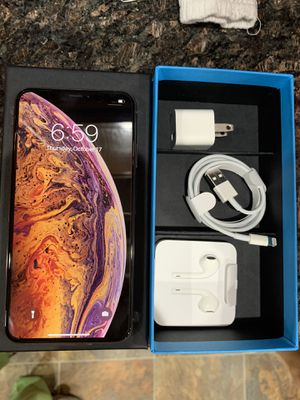 iPhone XS Max 256GB for Sale in Colorado Springs, CO