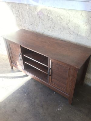 Tv entertainment center for Sale in Huntington Beach, CA
