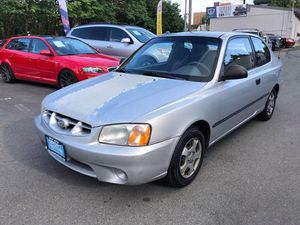 2002 Hyundai Accent for Sale in Seattle, WA