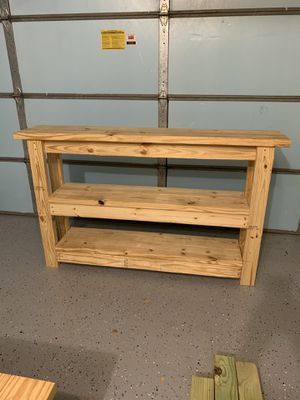Custom console table for Sale in Austin, TX