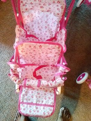 $20 each double doll strollers located in Palmdale California we ship out for Sale in Palmdale, CA