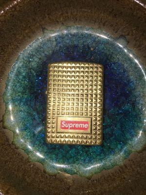 supreme zippo for Sale in Phoenix, AZ