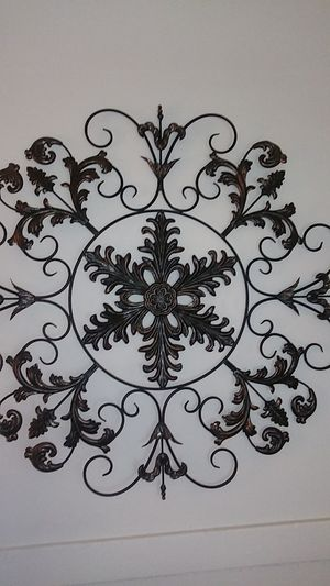 Metal wall decoration for Sale in Waterbury, CT