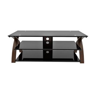 "Brand New TV Stand for tv up to 70"" Walnut and Glass for Sale in Fort Wayne, IN"