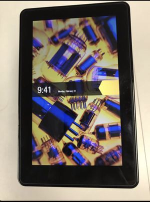 Amazon Kindle Fire eReader WiFi Tablet for Sale in Shoreline, WA