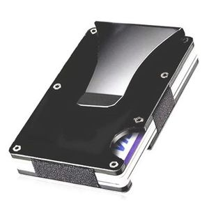 🦅 Men Mini Wallet Money Clip Screw Fixation Elastic Band Only one left !!!! for Sale in Brownsboro, TX