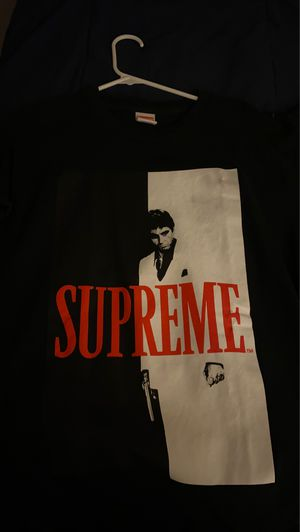 Supreme Scarface t-shirt for Sale in Silver Spring, MD