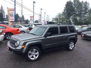 2012 Jeep Patriot EASY FINANCING FOR ALL for Sale in Lynnwood, WA