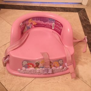 Pink booster seat for Sale in Los Angeles, CA