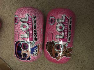 lol surprise dolls under wraps $15 each 2/25 for Sale in Portland, OR