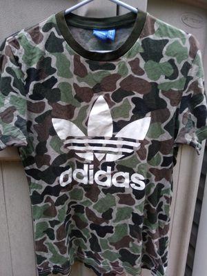 Adidas Camo Shirt for Sale in Hyattsville, MD