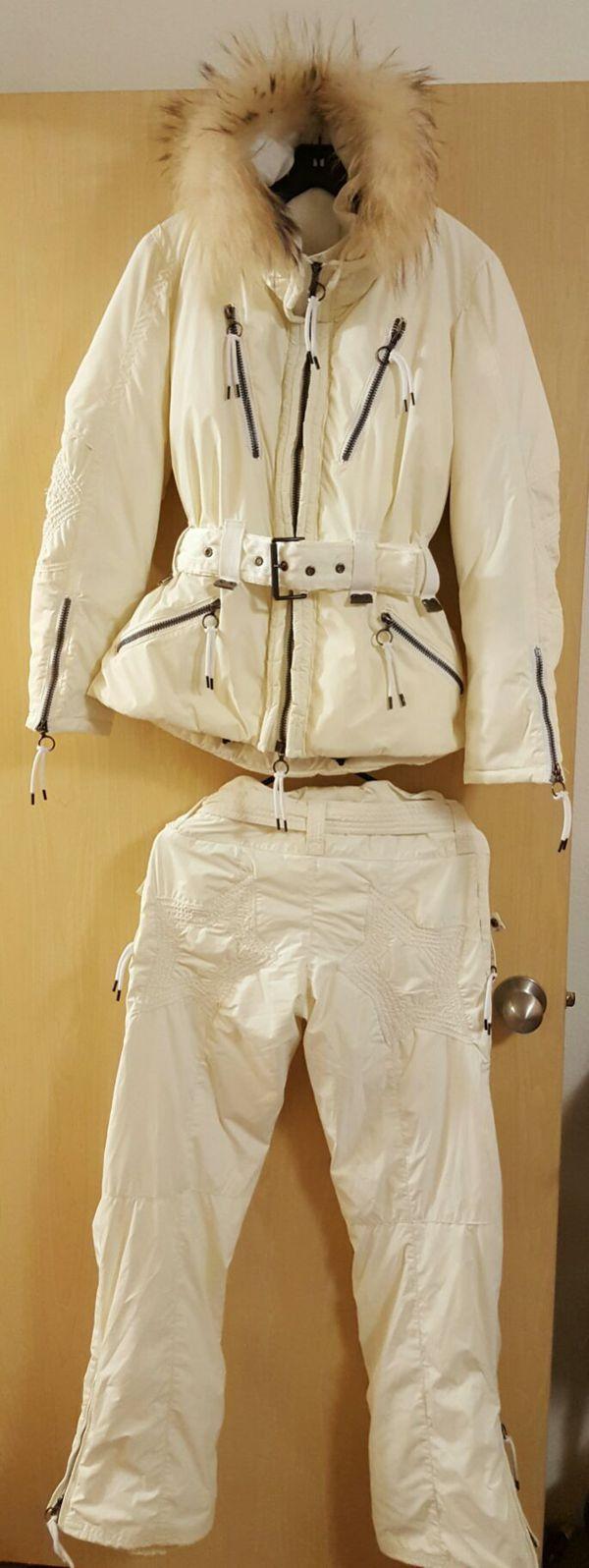 JSX Fur Snow Suit