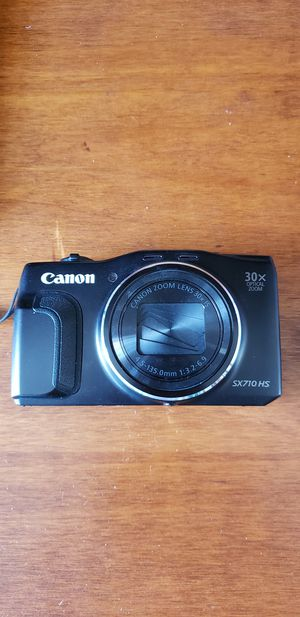 Canon Powershot Camera + for Sale in St. Petersburg, FL
