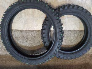 Dunlop dirt bike tires for Sale in Apache Junction, AZ