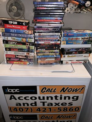 Movies for Sale in Orlando, FL