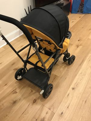 Joovy Caboose Graphite Stand On Tandem Stroller for Sale in Boston, MA