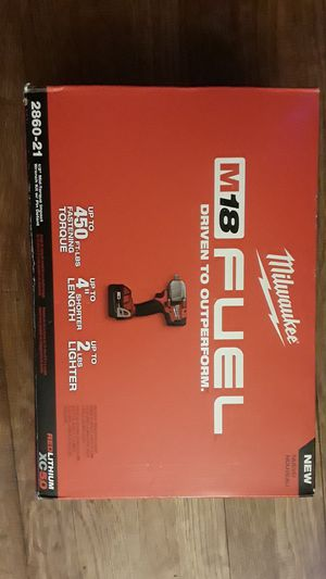 M18 impact wrench 1/2 for Sale in Chamblee, GA