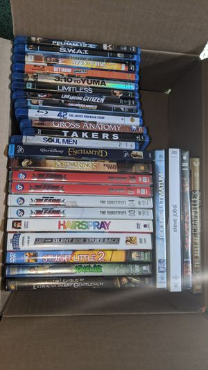 Assorted DVDs and blu-rays for Sale in Oceanside, NY