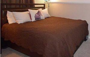 Queen bed frame with droors for Sale in Aurora, IL
