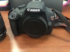Canon T5 Rebel for Sale in Corona, CA