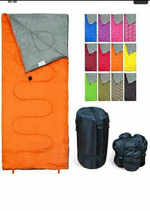 REVALCAMP Sleeping Bag for Cold Weather for Sale in Rancho Cucamonga, CA