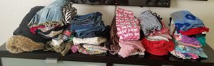 Girl clothes 7/8 size, 80 pieces. for Sale in Orlando, FL