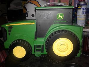 John Deere tractor collect box for Sale in Surprise, AZ