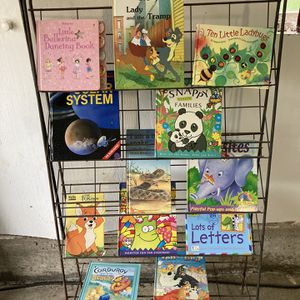 Book rack for Sale in Aberdeen, WA