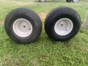 Riding lawnmower tires for Sale in Abilene, TX