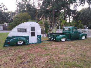 Air ride rv- camper 5x10 new home made for Sale in Lake Alfred, FL