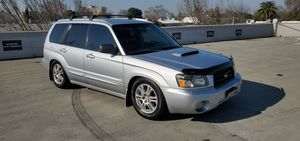 2004 Subaru Forester xt for Sale in Modesto, CA