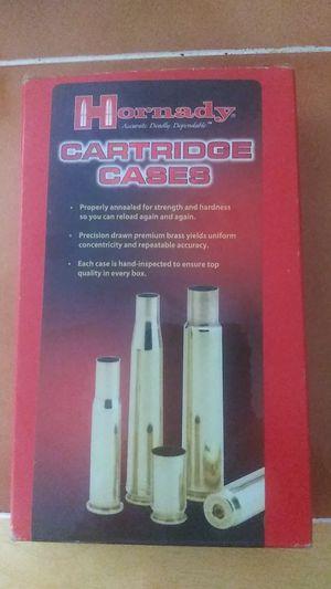 Honady 404 Jeffery Cartridge cases unprimed box 20 for Sale in Port St. Lucie, FL