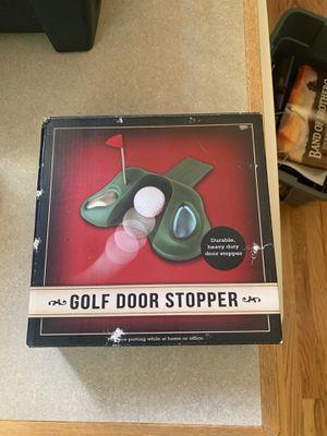 Golf door stopper for Sale in Brush Prairie, WA