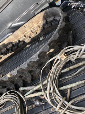 230x96x33 Rubber Track for ski or bobcat for Sale in Ashburn, VA