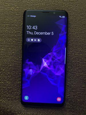 Samsung galaxy s9 unlocked 64GB for Sale in Darien, CT