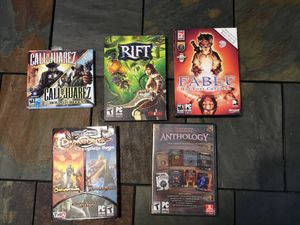 PC Games for Sale in San Antonio, TX